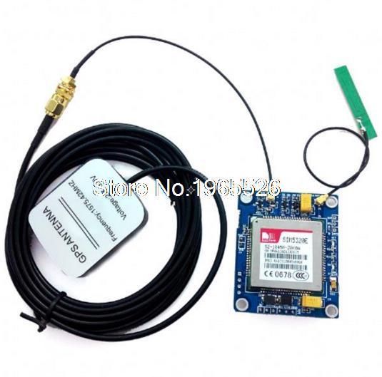 SIM5320E 3 Г Модуль GSM GPRS GPS Модули для Arduino 51 AVR STM32 MCU