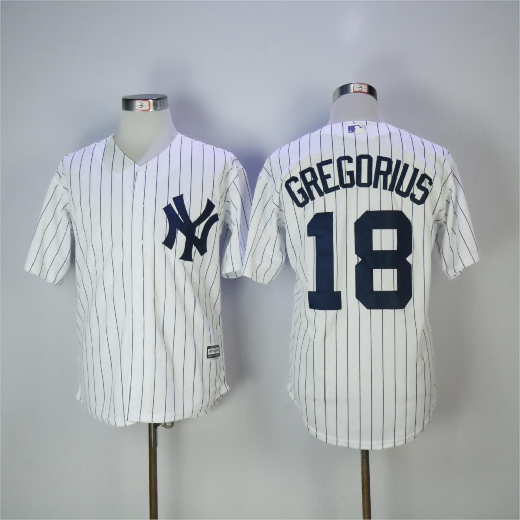 online retailer 5c0fc edb91 youth new york yankees 18 didi gregorius gray with baby blue ...
