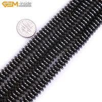 RONDELLE HEMATITE FREE SHIPPING