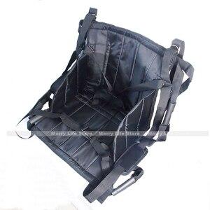 Image 4 - Podnośnik pacjenta przenoszenie deski pasowej awaryjne krzesło ewakuacyjne wózek inwalidzki całe ciało medyczne podnoszenie pas przesuwny do łóżka