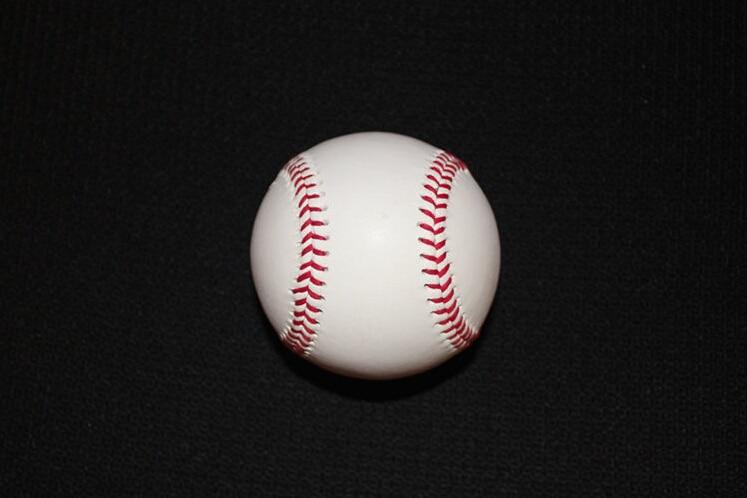 1 piece Beginner PU Rubber soft safety baseball ball for child young men women training safe (2 piece 5% off)