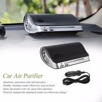 Oczyszczacz Powietrza samochodu Auto Minus-Ionic Oczyszczania Powietrza Jonowy Urządzenie Przenośne Samochód Filtr Powietrza HEPA UV Ozonu Jonizator Fresh Hot New