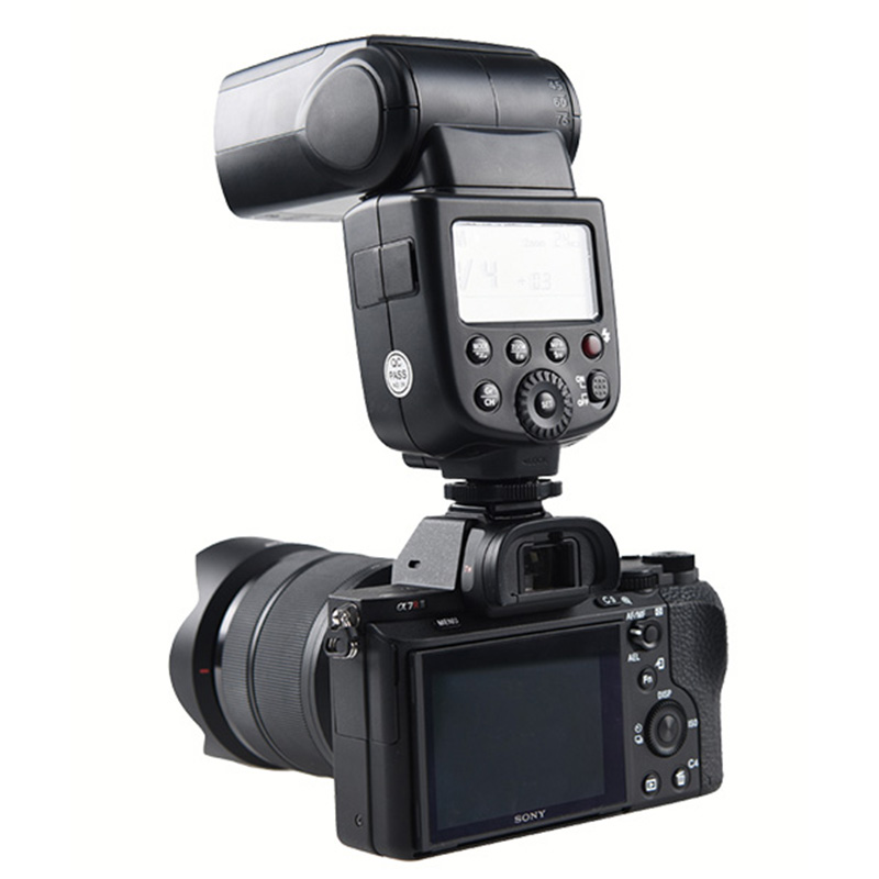 Godox TT600S Thinklite Master and Slave GN60 Camera Flash Speedlite Built in 2.4G Wireless X System for Sony Series Cameras