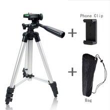 Yuguang Photography Portable Projector Digital Adjustable 130cm Phone Camera Support Tripod Mount Bracket Holder Stand for Photo