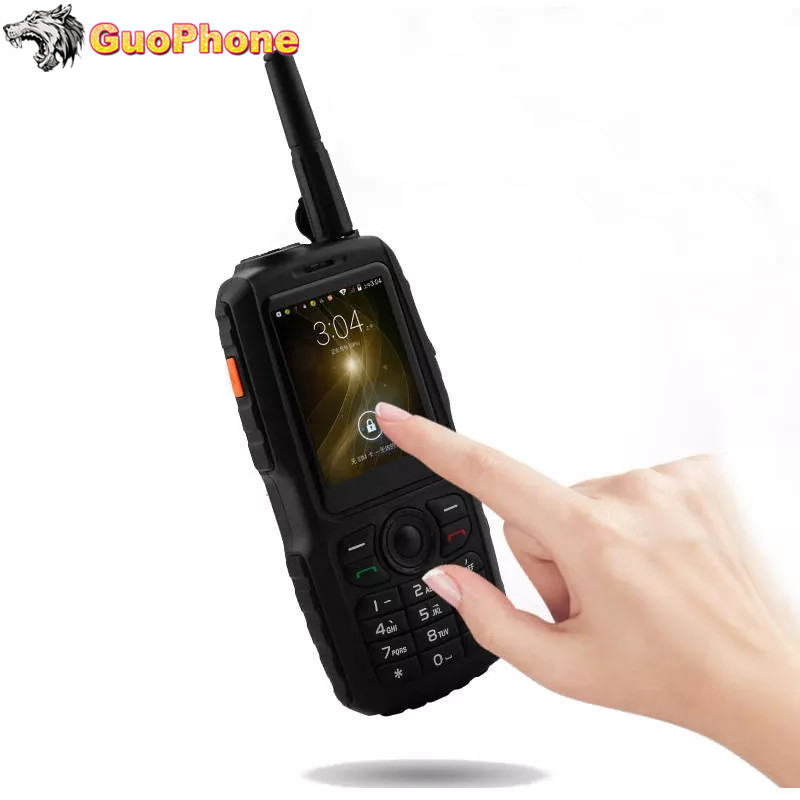 A17 Waterproof Smart Phone 2.4