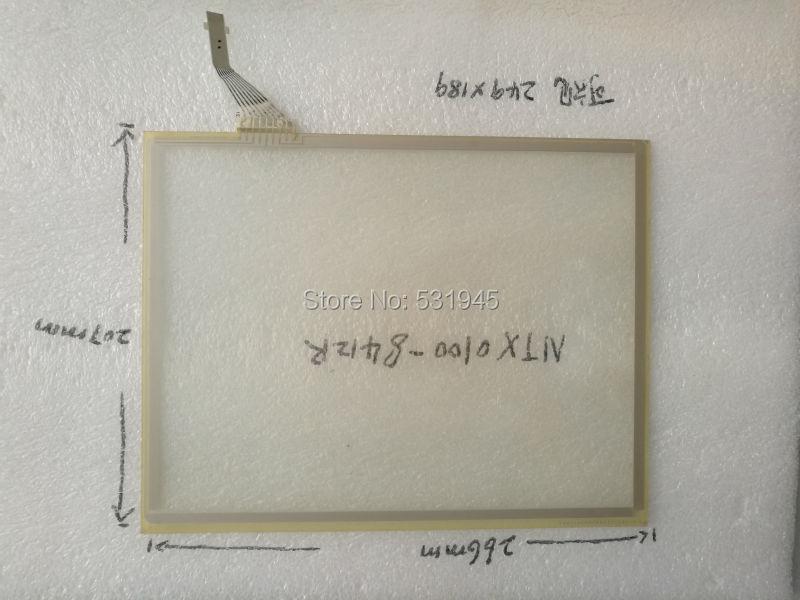 NTX0100-8412R TOUCHSENSOR 266*207 12.1 -inch 8line resistive touchscreen flat screen handwriting 266mm*207mm