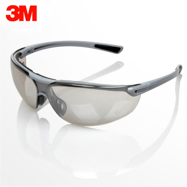 080f6631a2b 3M 1791T Goggles Indoor Outdoor Sports Bicycle Anti-UV Anti Shock Glasses  Anti-dust Safety Goggles anti Ultraviolet rays