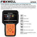 Original Foxwell NT630 AutoMaster Pro ABS Airbag Reset Scan Tool Air Bag Crash Data Reset Car Diagnostic Scanner