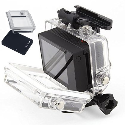 New arrive Gopro Accessories Go pro Hero 3 4 LCD Bacpac Display Screen External Screen For