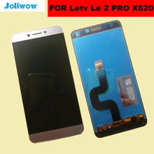 For Letv Le 2 X620 X520 LCD Display + Touch Screen + Tools 100% Original Digitizer Assembly Replacement Accessories все цены