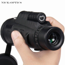 Promo offer Maifeng telescope 35×50 Monocular High Power With Compass HD Big Vision Professional Binoculars for Camping Bird-watching Travel