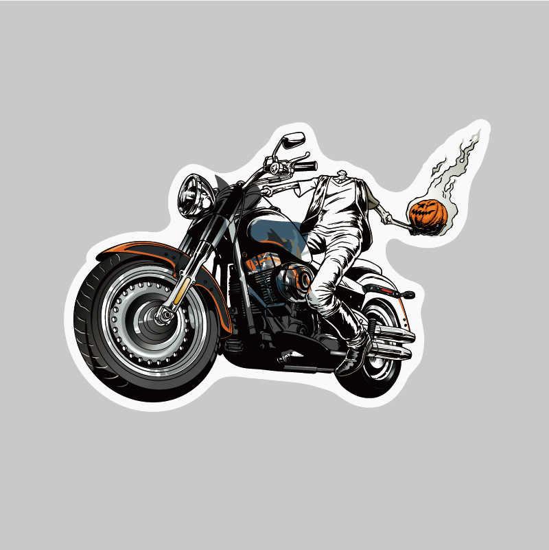 אחת 1 pc גרפיטי האופנה Cartoon מנוע תא מטען מדבקה למחשב נייד עמיד למים טלפון מקרר מדבקות לרכב סטיילינג צעצוע סקייטבורד