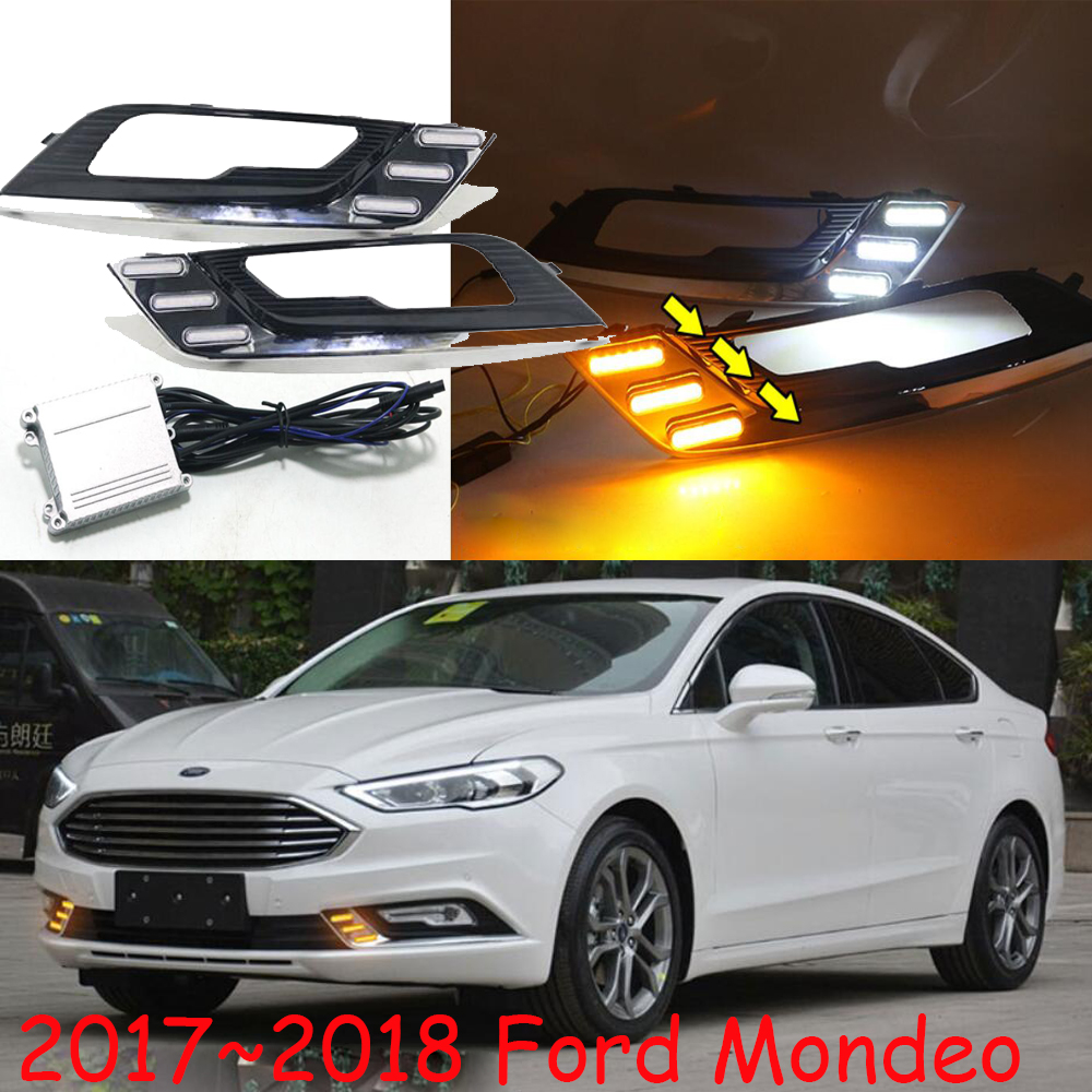 LED,2017~2019 Fusion Daytime Light,car Accessories,Fusion