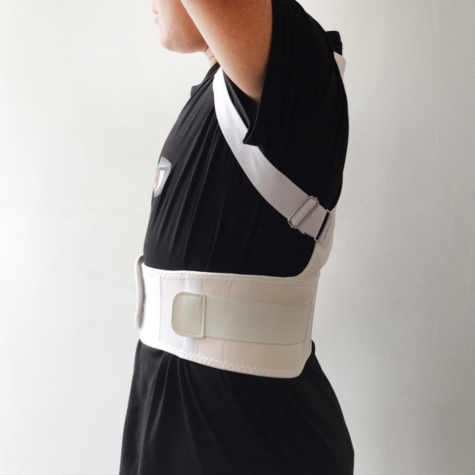 Korektor leđa držač leđne narukvice leđa pojas korzet natrag - Zdravstvena zaštita - Foto 5