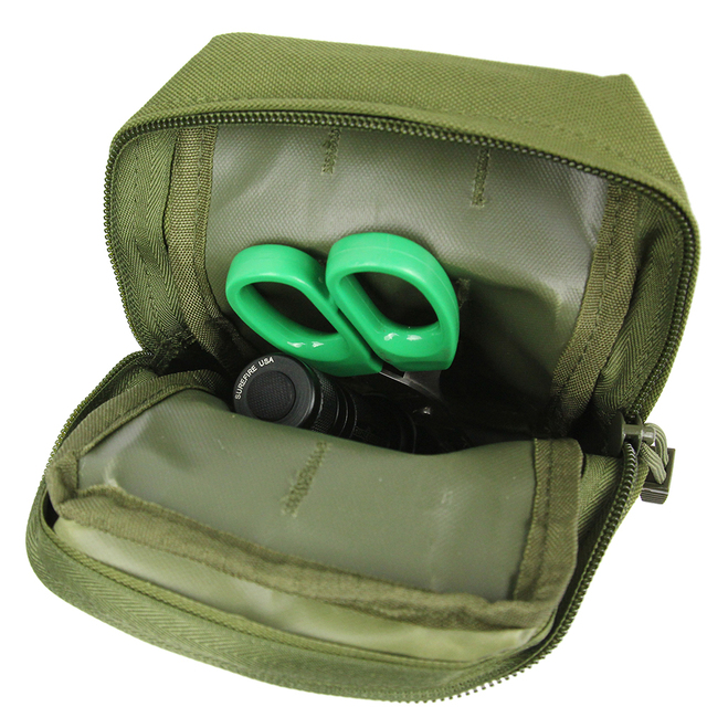 Airsson Sports Military 600D MOLLE Pouch Bag 4