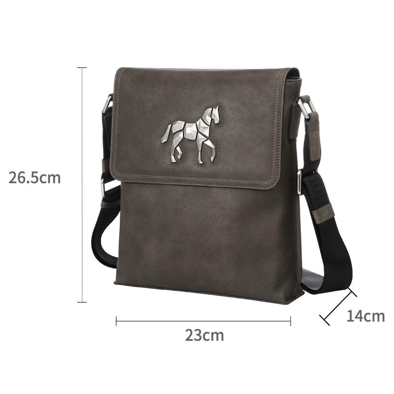6270a7138d Aliexpress.com   Buy Designer brand cowhide men genuine leather Luxury  Messenger Bag