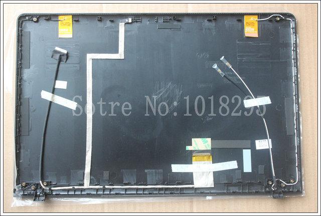 BA75-04423G НОВЫЙ Верхняя Крышка Происхождения Нового для Samsung NP300E5E NP270E5E NP270E5V NP275E5E ТОП ЖК Задняя Крышка СИНИЙ