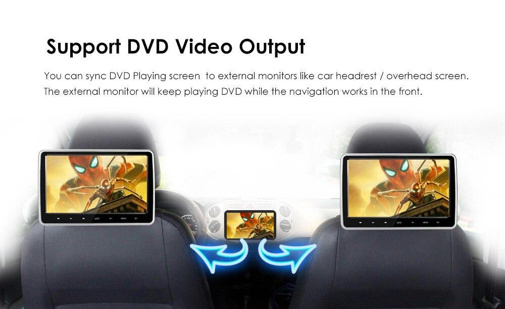ナビゲーション HIZPO DVD palyer