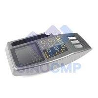 R140lc-7 R160LC-7 LCD Monitor 21N8-30015 voor Hyundai Graafmachine Cluster Assy  1 Jaar garantie  gratis snelle verzending