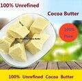 Venta al por mayor caliente oz manteca de cacao 100 g/bolsa prima natural base de manteca de cacao orgánico sin refinar 0il 2017 nuevo aceite esencial
