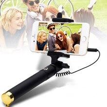 Luxury Mini Bluetooth Shutter Selfie Monopod Stick for iPhone 6 Plus Samsung Mobile Phone Selfie Foldable Universal