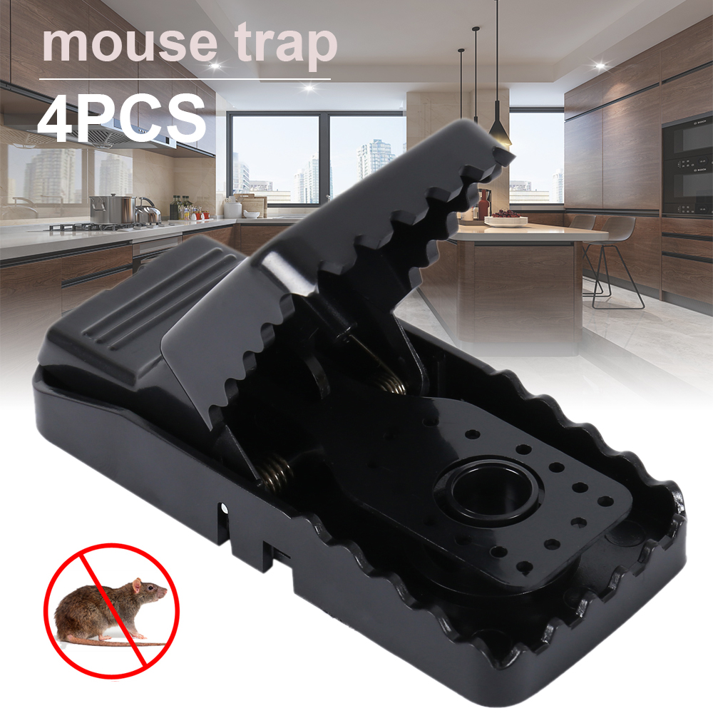High Quality Reusable Catching Mice Mouse Traps Mousetrap