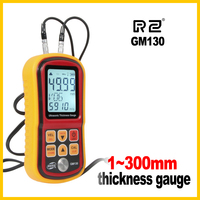 RZ  Professional Digital Ultrasonic Thickness Gauge Auto Calibration to Assure the Accuracy  measurement tool  GM130-BENETECH