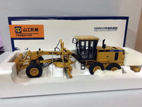 Collectible Alloy Toy Model 1:35 Scale Caterpillar SG SEM919 Motor Grader Vehicles Engineering Machinery Diecast Model for Gift