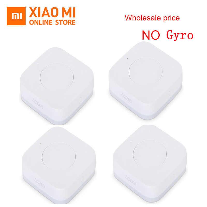 Oryginalna hurtownia Xiaomi Aqara inteligentny przełącznik bezprzewodowy inteligentna aplikacja pilot ZigBee Wifi połączenie do dzwonka