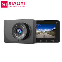 Xiaomi YI Compact Dash Camera 1080P Full HD Car Dashboard Camera G Sensor 2.7 Inch LCD Screen 130 WDR Lens Car DVR Built in Wifi