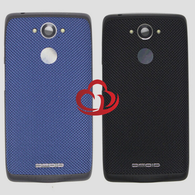 Back Battery Cover Housing For Motorola Droid Turbo XT1254 XT1225 Moto Maxx