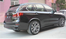 Fender Flare Wheel Extension Arches For BMW X5 F15 2014 2015