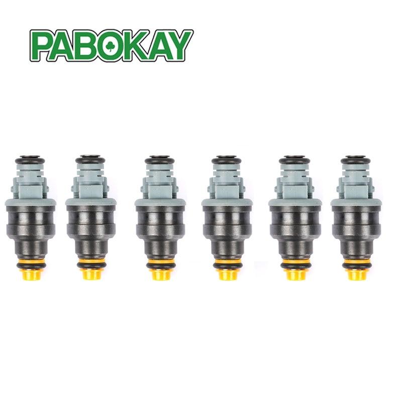 4 Pcs New Fuel Injectors 1600cc 152lb//hr For Mazda RX7 Chevy 0280150842