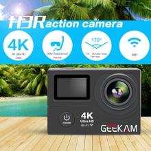 Original GEEKAM H3R 2″ Screen 1080P 60FPS Sports DV WiFi 4K Ultra HD Waterproof Action Camera