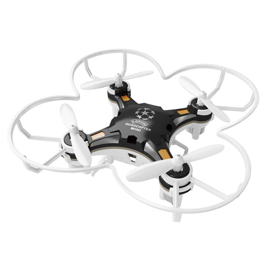 124 2.4G 4CH 6-Axis Gyro RTF Remote Control Pocket Quadcopter Toy