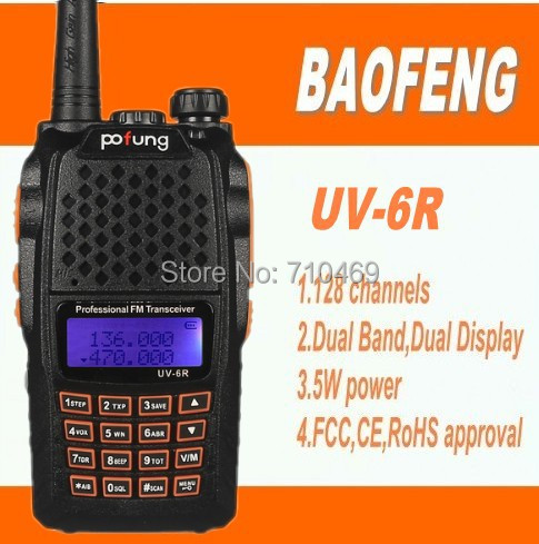baofeng uv 6r user manual