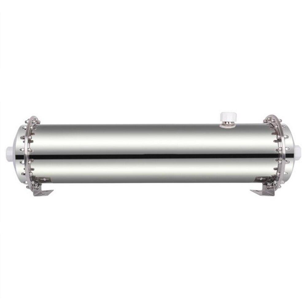 1000L/ч 304 Нержавеющаясталь бытовой ультрафильтрующая мембрана очиститель воды ультрафильтрации центральной весь дом фильтр для воды Систе...