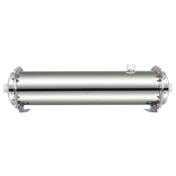 10 inch integrated hollow fiber ultrafiltration membrane water filter quick change uf filter element integrated filter core 1000L/H 304 Stainless Steel Household UF Membrane Water Purifier Ultrafiltration Central Whole House Water Filter System