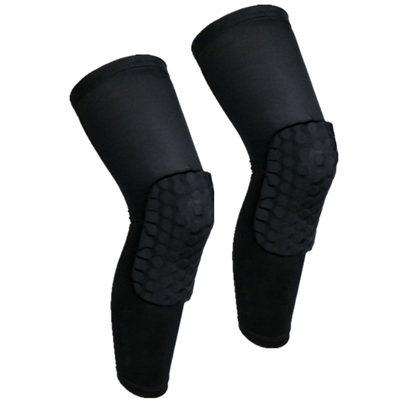 Basketball Sports Safety Knee Support Football Volleyball kneepad long Breathable roller skating popular brands knee warm pad