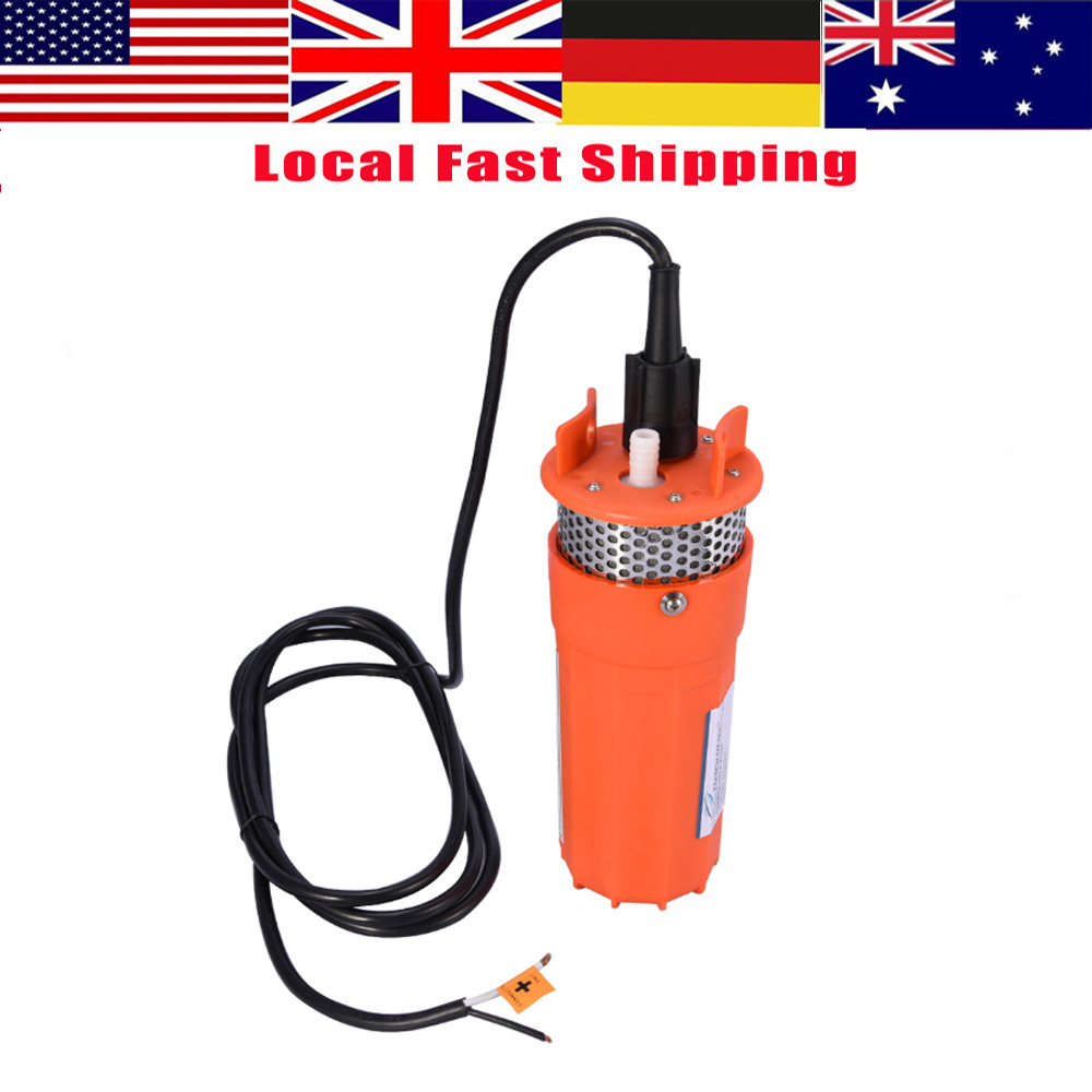 1/2Inch 12V DC Pump Submersible Deep Well Water DC Pump Alternative Energy Solar Powered Submersible Pump bomba vacio pene ship all samples within 2 10days solar powered submersible deep water well pump deep pump
