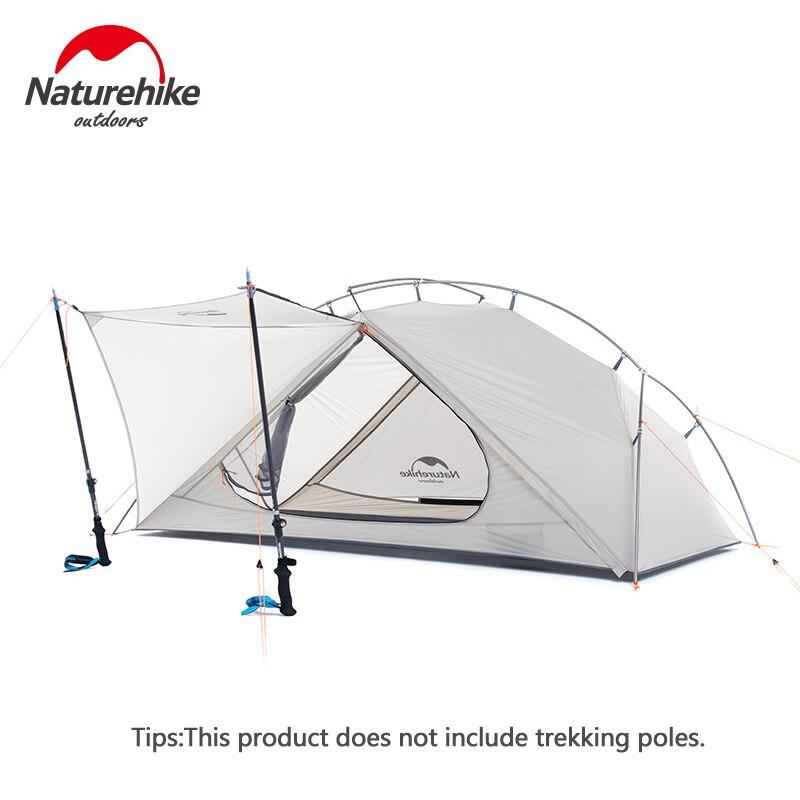 caminhadas tenda com esteira nh18w001 k 03
