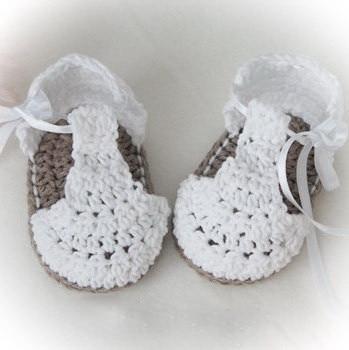Aliexpress Buy Baby Summer Shoesbarefoot Sandals Crochet