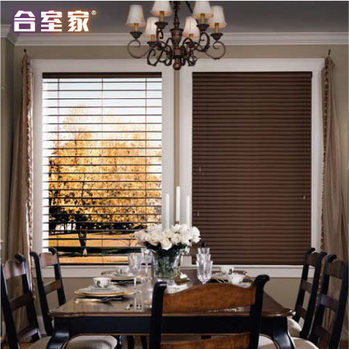 50mmpvc Manyplie Curtain Wood Blinds Curtains