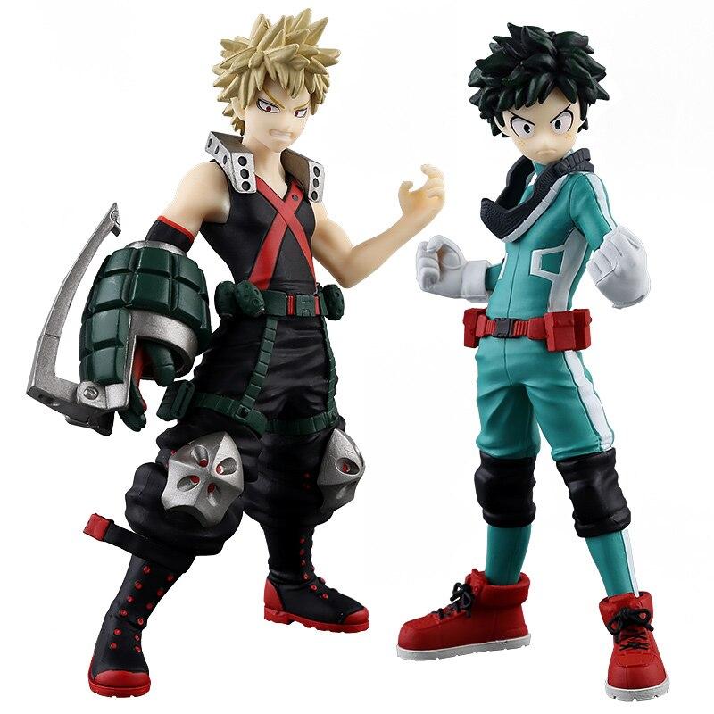 16cm Anime My Hero Academia Boku no Hero Akademia PVC Action Figure Stand Model Toys gift