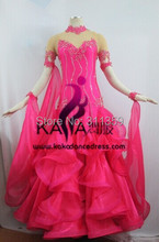 KAKA DANCE B1435,New Dance Wear Ballroom Standard Dance Dress,Waltz Competition Dress,Women,Ballroom Dance Dress
