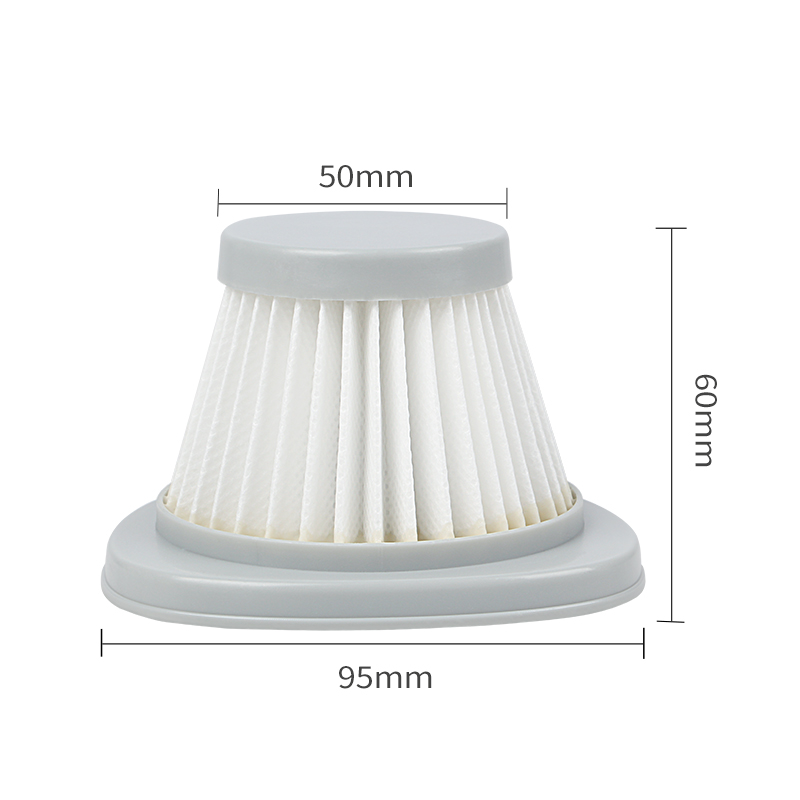 White hepa filter , air filter cartriage for vacuum cleaner accessories and parts of filter element DX118C DX128C filter hepa of wp606 wp607 accessories of vacuum cleaner