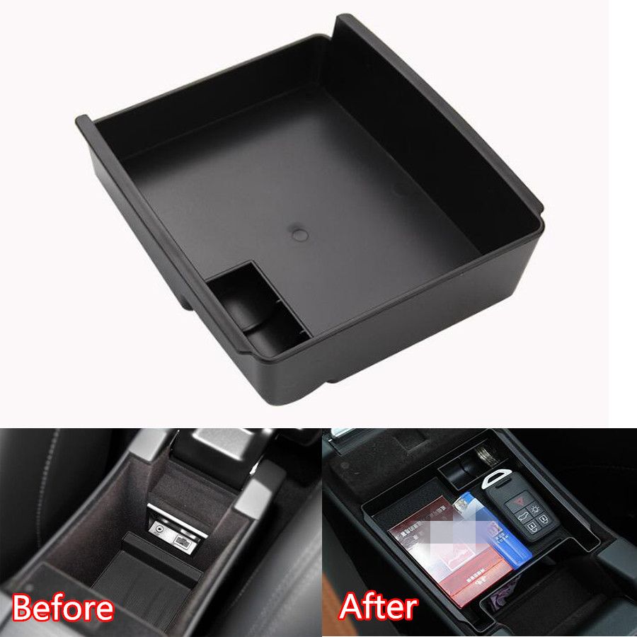YAQUICKA Fit For Volvo V40 Auto Car Interior Console