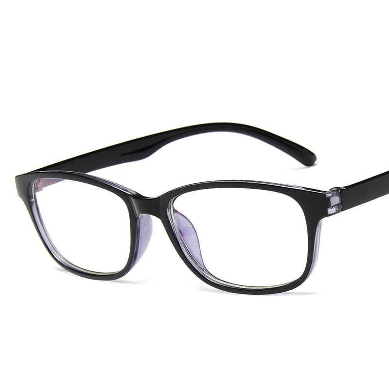 Bening Lensa Optik Kacamata Kacamata Wanita Pria 2019 Kacamata Bingkai Kacamata Transparan Kacamata Mata Bingkai Kacamata untuk Wanita