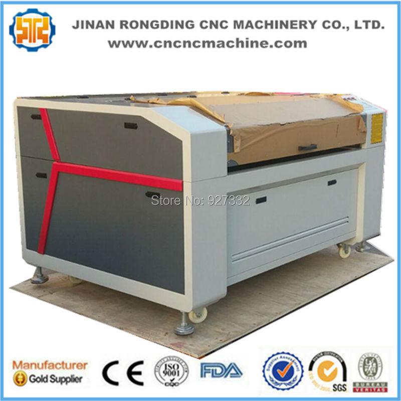 1390 Laser Leather Cutting Machine Prices/ 150w Laser Cut Wood Die Making Machine
