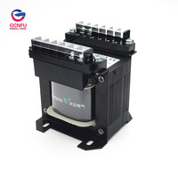 Multiple Voltage Output BK 25VA Copper wire Control Transformer 380 220 Input /220 110 36 24 12 6V Output Free Shipping